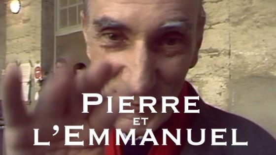 Pierre et l'Emmanuel